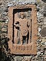 St. Peter (Großen-Linden) Spätgotisches Sandsteinrelief 03.JPG