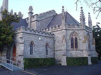 St. Philip and St. James Church, Booterstown - Image: St. Philip and St James Church Booterstown 3