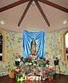 St. Thomas the Apostle, North Charleston, SC - Our Lady of Guadalupe shrine.jpg