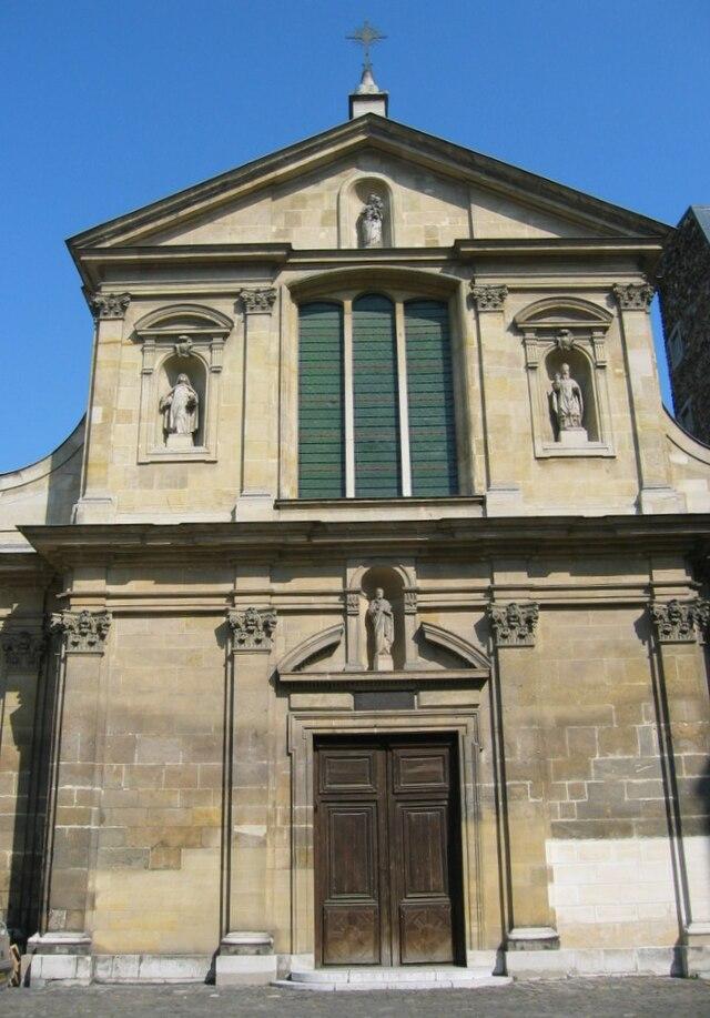 Église Saint-Joseph-des-Carmes