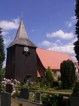 Altengamme - Church St. Nicolai