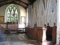 St Andrew's church - Bacon memorials in chancel - geograph.org.uk - 1338164.jpg