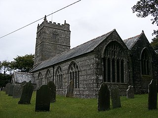 St Breward Civil parish and village in Cornwall, England