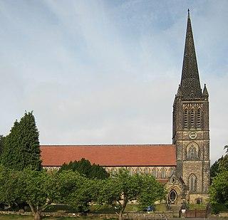 St Chads Church, Far Headingley Church in West Yorkshire, England