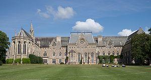 St Edmund's School Canterbury - Image: St Edmund's School Canterbury Image