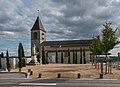 St Hippolytus church in Chuzelles 01.jpg