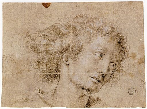 St John the Apostle, by Hans Holbein the Younger