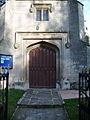 St Mary's Church, Astley, Doorway - geograph.org.uk - 590677.jpg