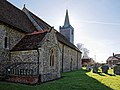 St Mary's Church, Great Canfield, Essex ~ from the northeast.jpg