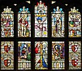 St Michael's Church, Baddesley Clinton - stained glass 2016.jpg