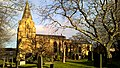 St Nicholas, West Boldon (south view).jpg