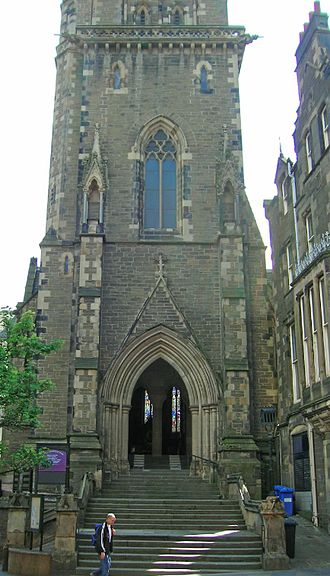 St Paul's Cathedral, Dundee - Image: St Paul's Cathedral, Dundee