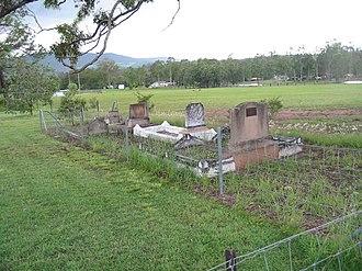 Aratula - St Pauls Lutheran Cemetery, 2005