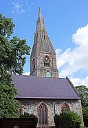 St Peter's Church, Ruthin - North Wales. (14510486530).jpg