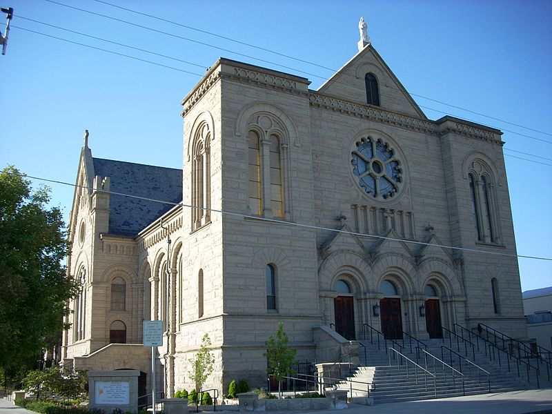 St john's cathedral boise, idaho exterior.JPG