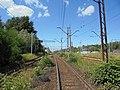 Stacja kolejowa Zabrze Makoszowy Kopalnia.JPG