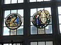 Stained glass window on the south wall at St Wilfrid's, George Street (1) - geograph.org.uk - 1490766.jpg