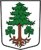 Coat of arms of Staldenried