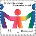 Stamp Germany 2003 MiNr2333 Deutscher Kinderschutzbund.jpg