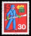 Stamps of Germany (BRD) 1970, MiNr 632.jpg