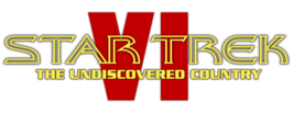 Logo van The Undiscovered Country