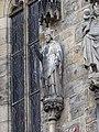 Staroměstská radnice, socha na kapli (02).jpg