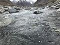 Starting point of Indus river at Khunjrab Pass.jpg