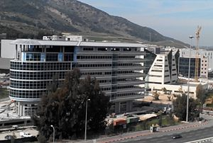 Silicon Wadi - Yokneam's Startup Village High-Tech park