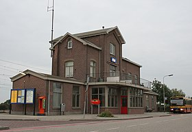 image illustrative de l'article Gare de Kruiningen-Yerseke