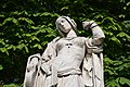Statue in the Luxembourg Gardens, Paris May 2014.jpg