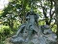 Statue of Samurai at Mt.Shizugatake.jpg