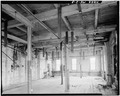 Steam Roan interior, third floor, SW view. - Hallowell Mill, Hallowell, Kennebec County, ME HAER ME,6-HAL,9-3.tif