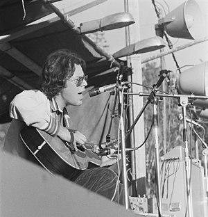 Stefan Grossman - Stefan Grossman at Ruisrock in Finland, 1971.