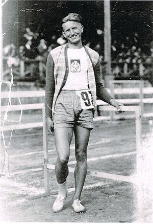 Stefan Kostrzewski - Stefan Kostrzewski in 1922
