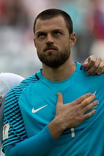Stefan Marinovic New Zealand footballer