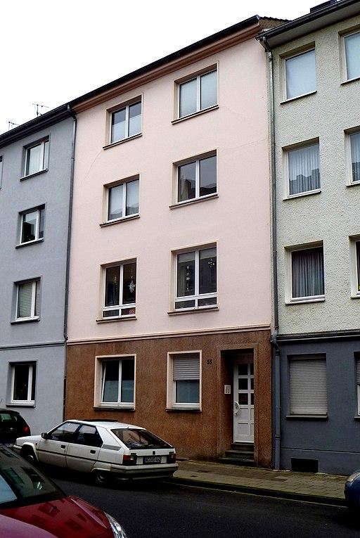 Stephanstraße 55 - Aachen