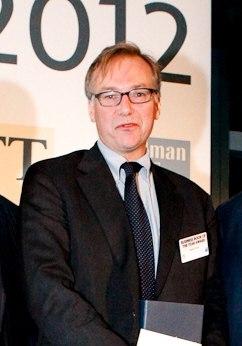 Steve Coll, 2012