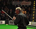 Steve Davis at German Masters Snooker Final (DerHexer) 2012-02-05 02.jpg