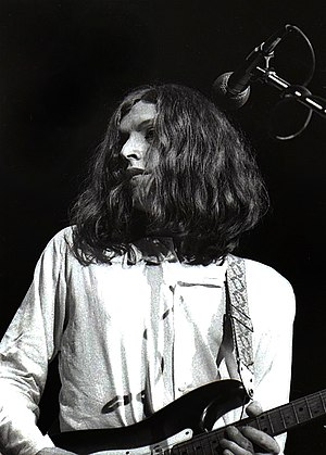 Blue-eyed soul - Steve Winwood performing with Traffic, 1969