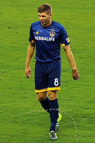 Designated Player Rule - Steven Gerrard, LA Galaxy's former Designated Player