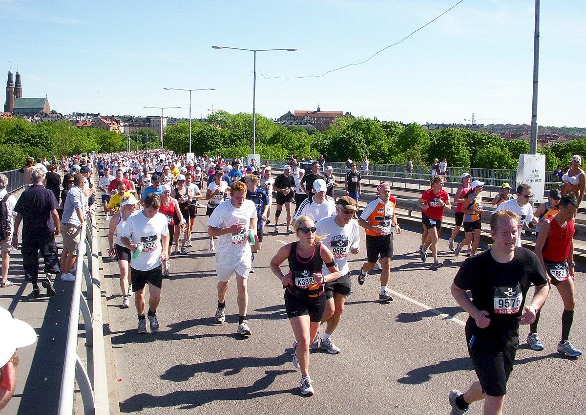 Asics Stockholm Marathon Shoes