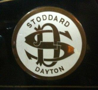 Stoddard-Dayton - Image: Stoddard Dayton Logo