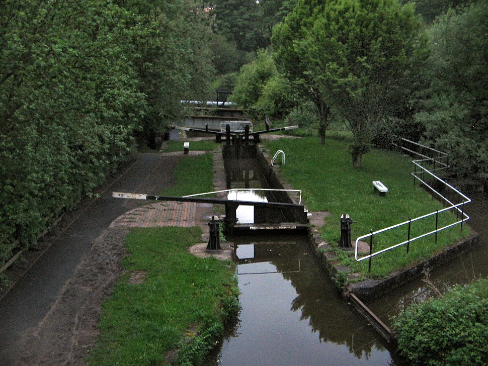 Stoke on trent canals