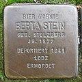 Stolperstein Berta Stein in Beckum.nnw.jpg