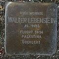 Stolperstein Markt 16 Stadtlohn Walter Lebenstein.jpg
