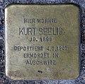 Stolperstein Schivelbeiner Str 49 (Prenz) Kurt Seelig.jpg