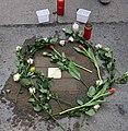 Stolperstein für Otto Ernst Faber, Hopfgartenstrasse 2, Dresden (1).JPG