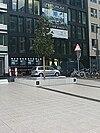 Stolpersteinlage Mainzer Landstraße 33