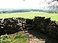 Stone stile on Gray Hill - geograph.org.uk - 539710.jpg