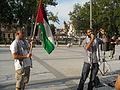 Stop Bombing Gaza (18 July 2014, Ljubljana, Slovenia) 5.JPG